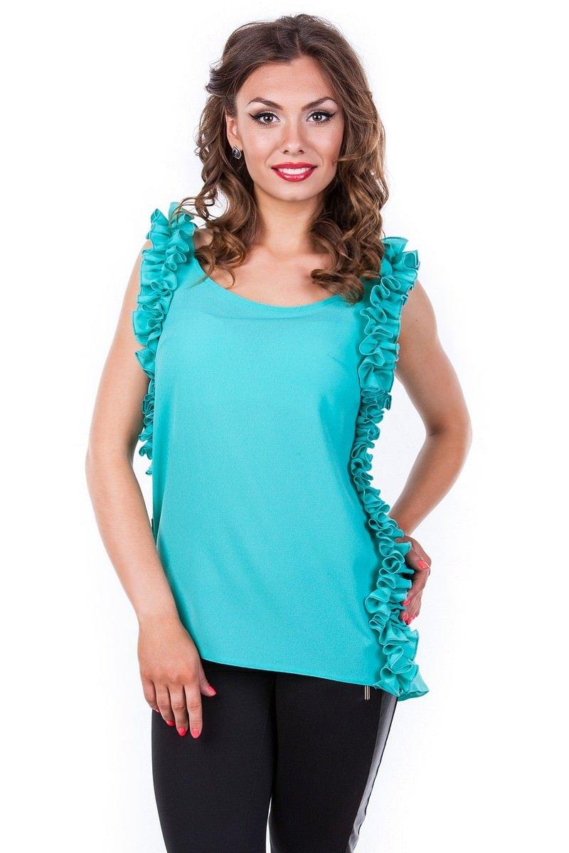 Женские блузки оптом от производителя Блуза Кенди