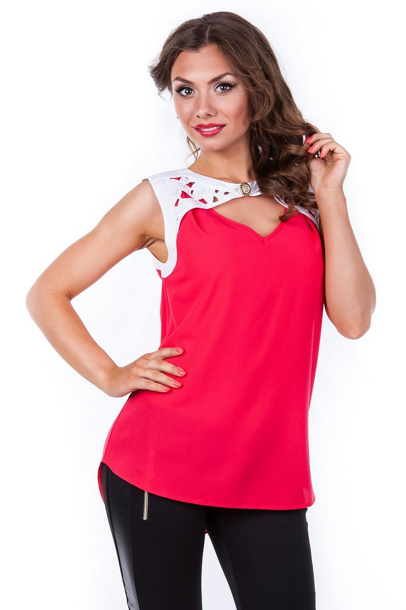 Женские блузки оптом от производителя Блуза Пуля