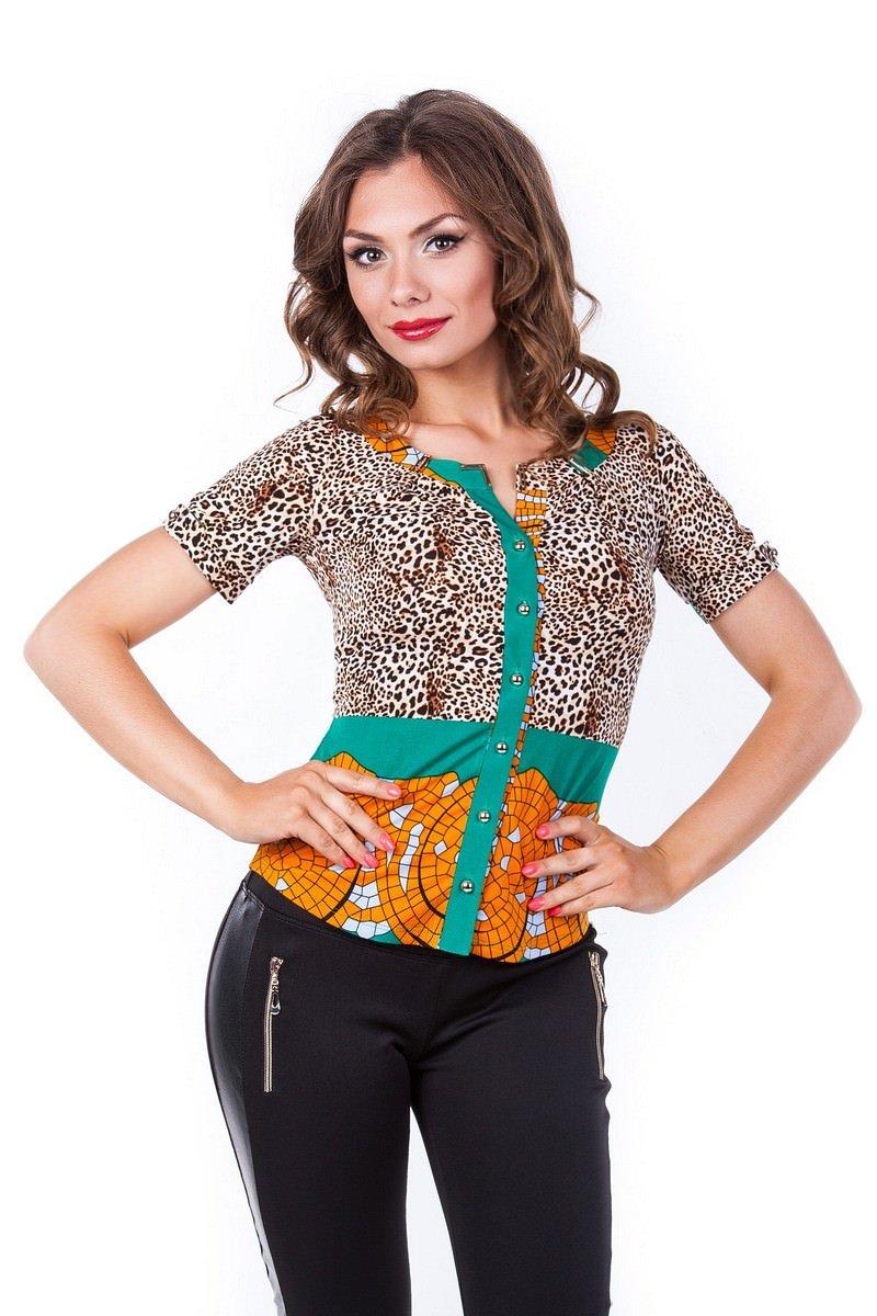 Блузки оптом от производителя Modus Блуза Рикко