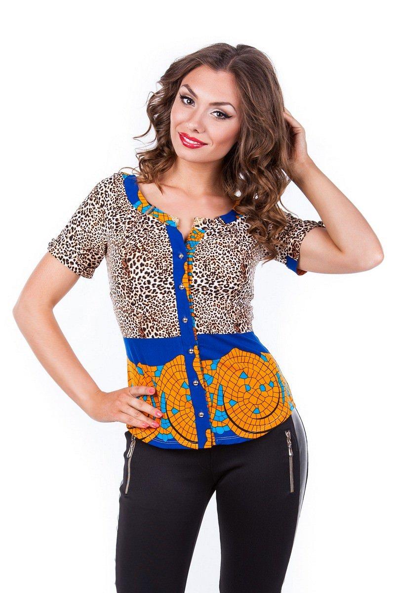 Женская одежда оптом от производителя Modus Блуза Рикко