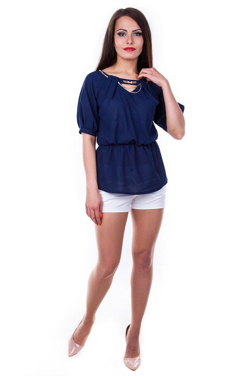 Оптом офисные блузы Modus Блуза Woman