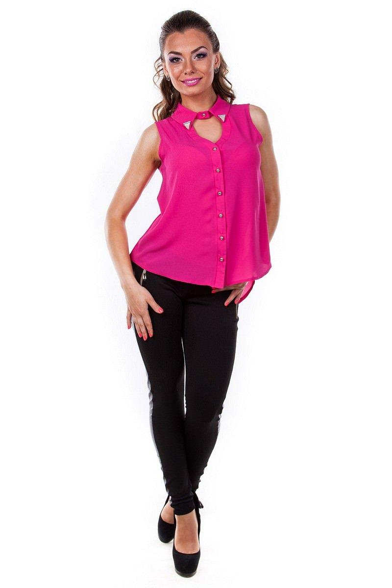 Оптом офисные блузы Modus Блуза Арри