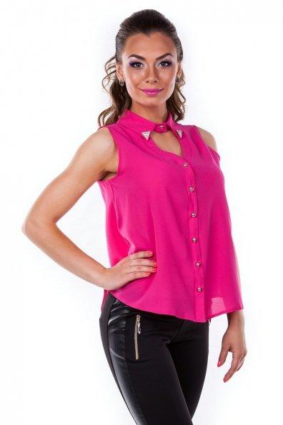 Блуза Арри Цвет: Фуксия