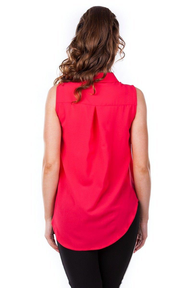 Блуза Арри Цвет: Коралл