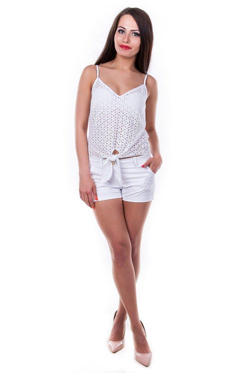 Оптом офисные блузы Modus Блуза-топ Лайза