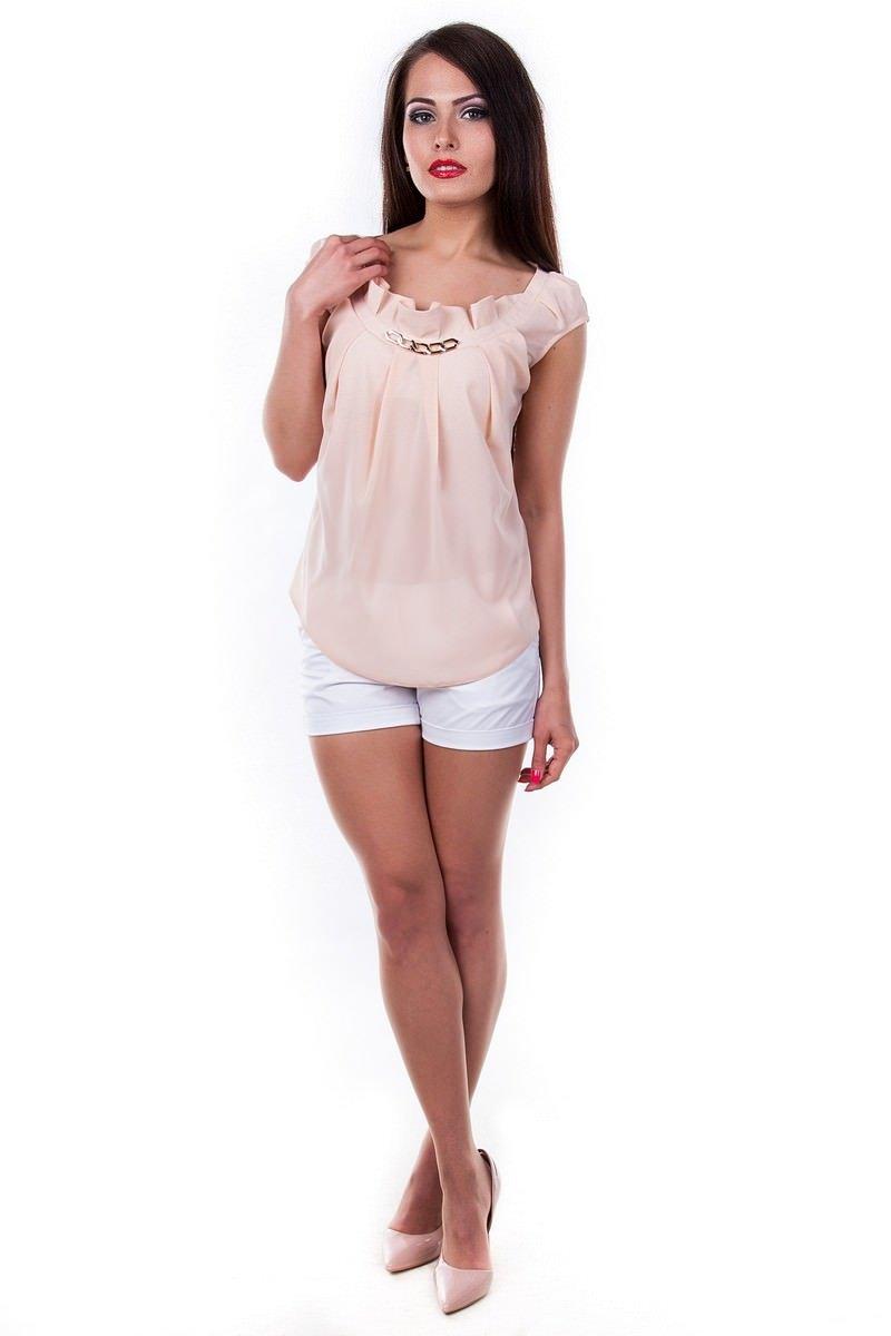 Блузка женская n62-2 бежевый n
