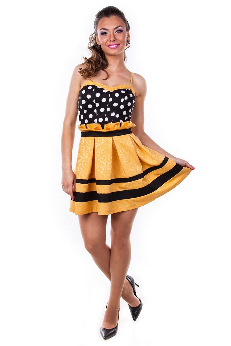 Желтое платье что обозночает