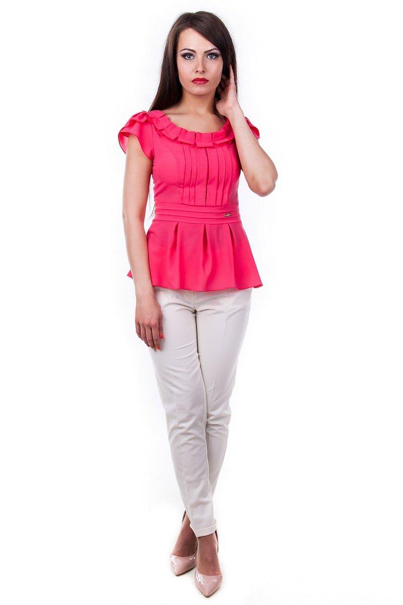 Оптом офисные блузы Modus Блуза Мария