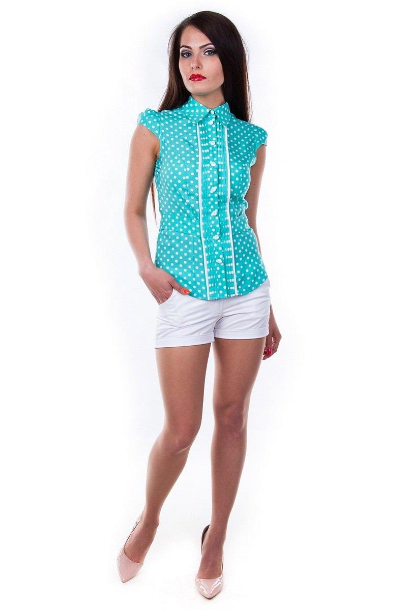 Женская одежда оптом от производителя Modus Блуза Прелесть