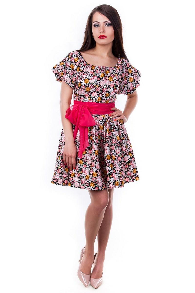 Купить женскую одежду оптом Платье Таша