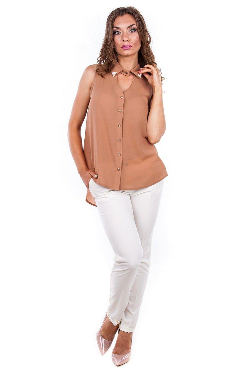 Школьные блузы оптом от производителя Блуза Арри