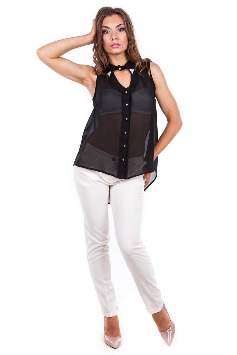 Оптовый магазин женских рубашек Modus Блуза Арри