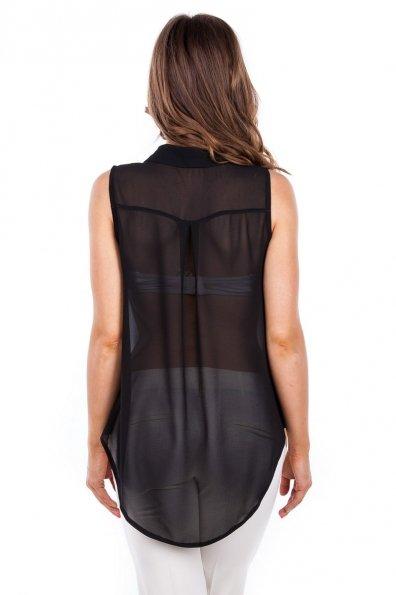 Блуза Арри Цвет: Черный