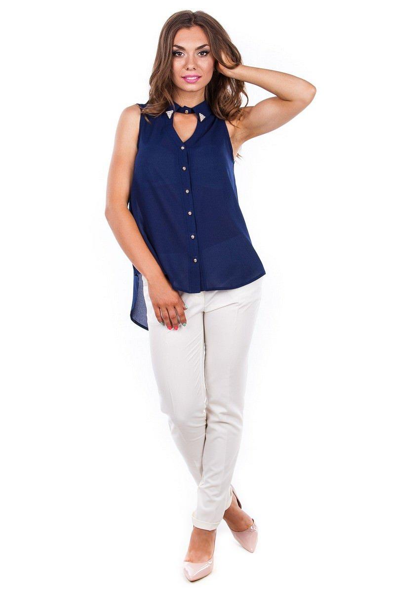 Женские рубашки оптом от Modus Блуза Арри