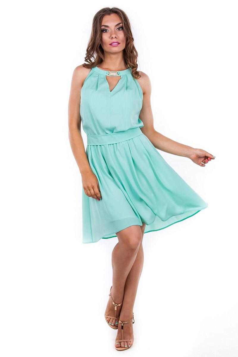 Купить женские сарафаны оптом от Modus Платье Камалия