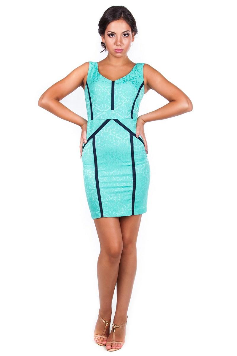 Оптовый интернет-магазин платьев Modus Платье Лиза