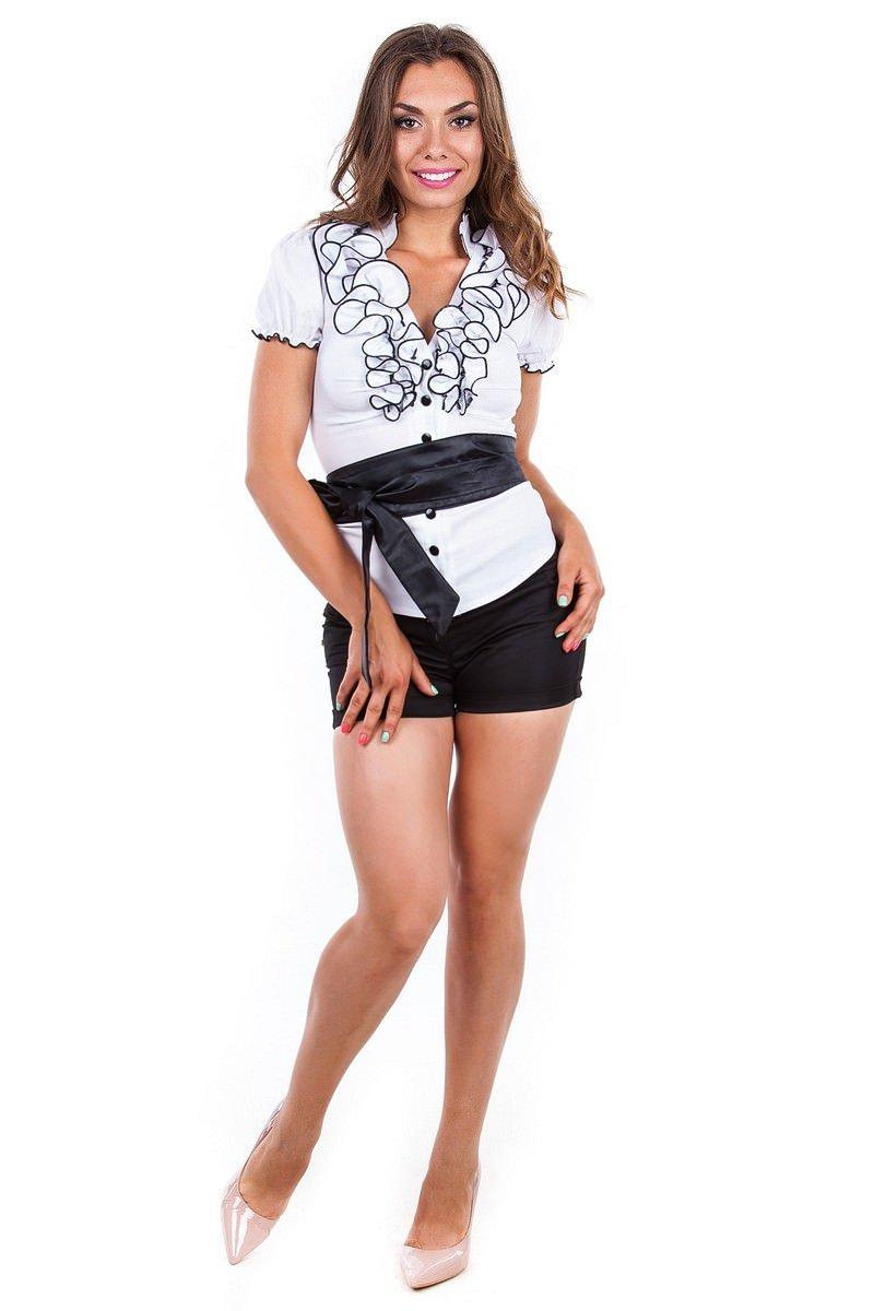 Женские блузки оптом от производителя Блуза Лола шифон