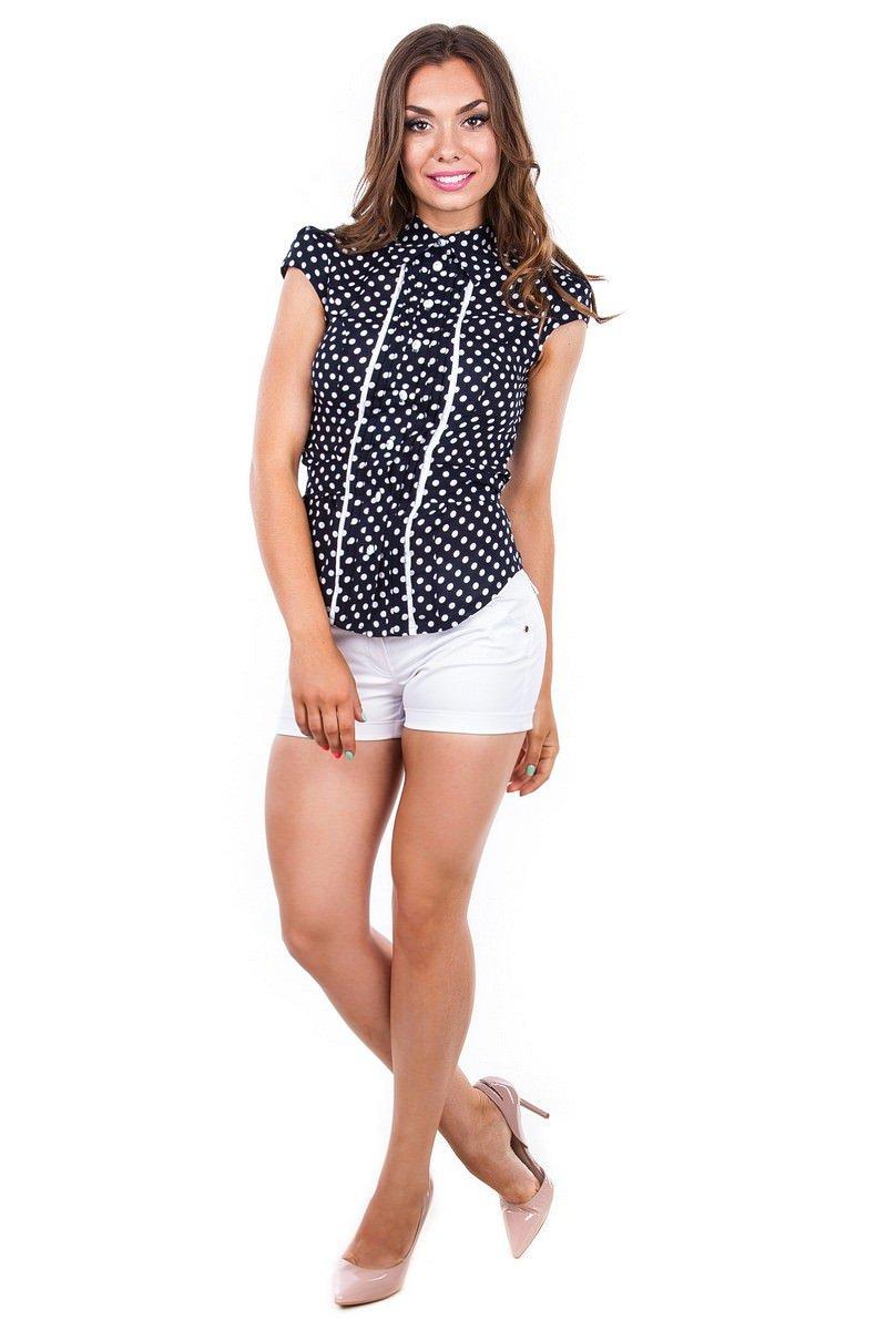 Женские блузки оптом от производителя Блуза Прелесть