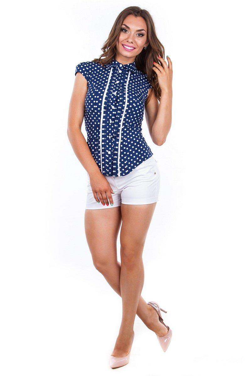 Школьные блузы оптом от производителя Блуза Прелесть