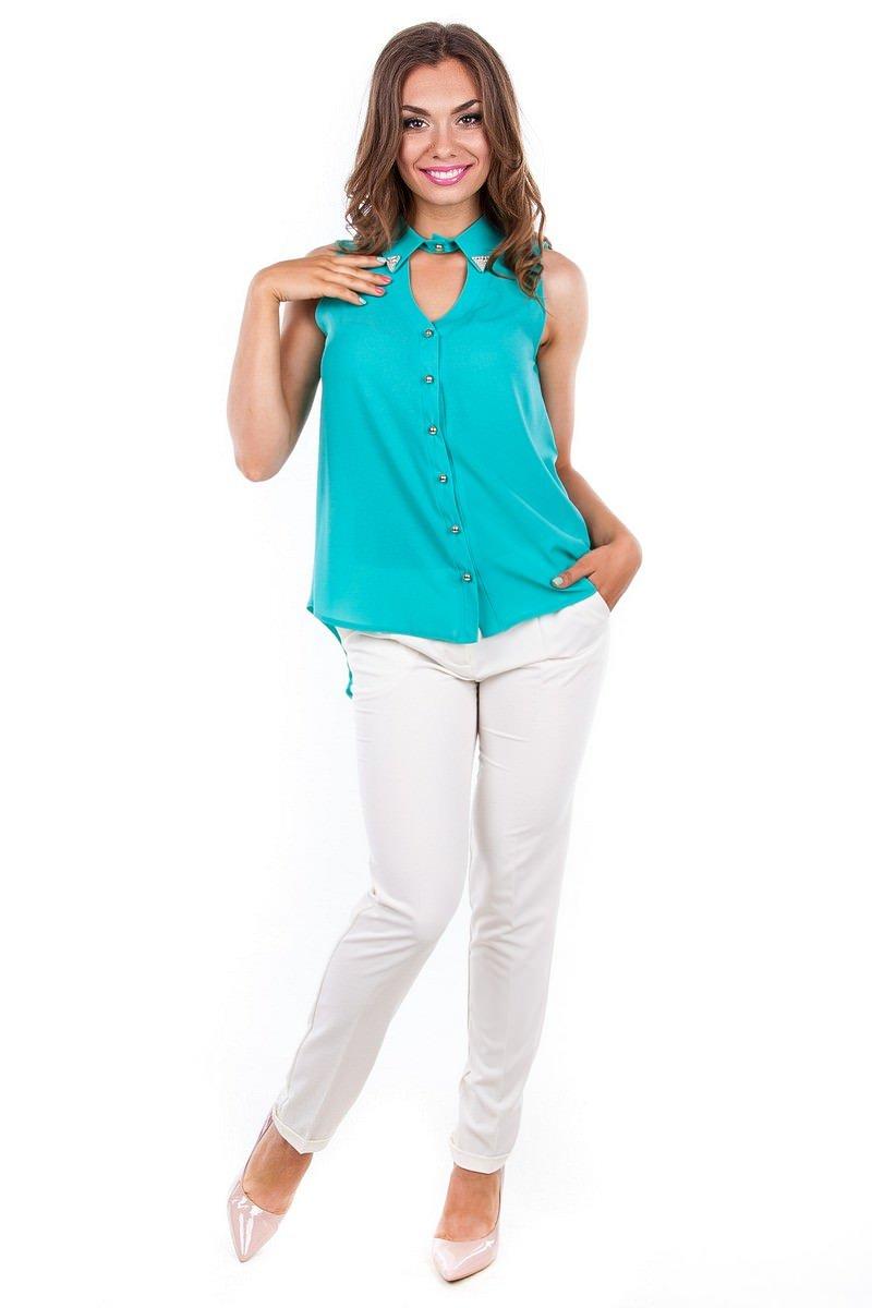 Женские блузки оптом от производителя Блуза Арри