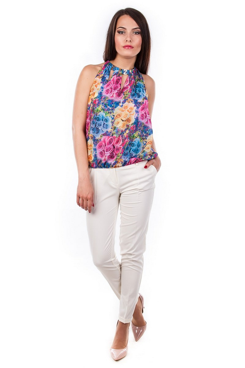Женские рубашки оптом от Modus Блуза-топ Саммер