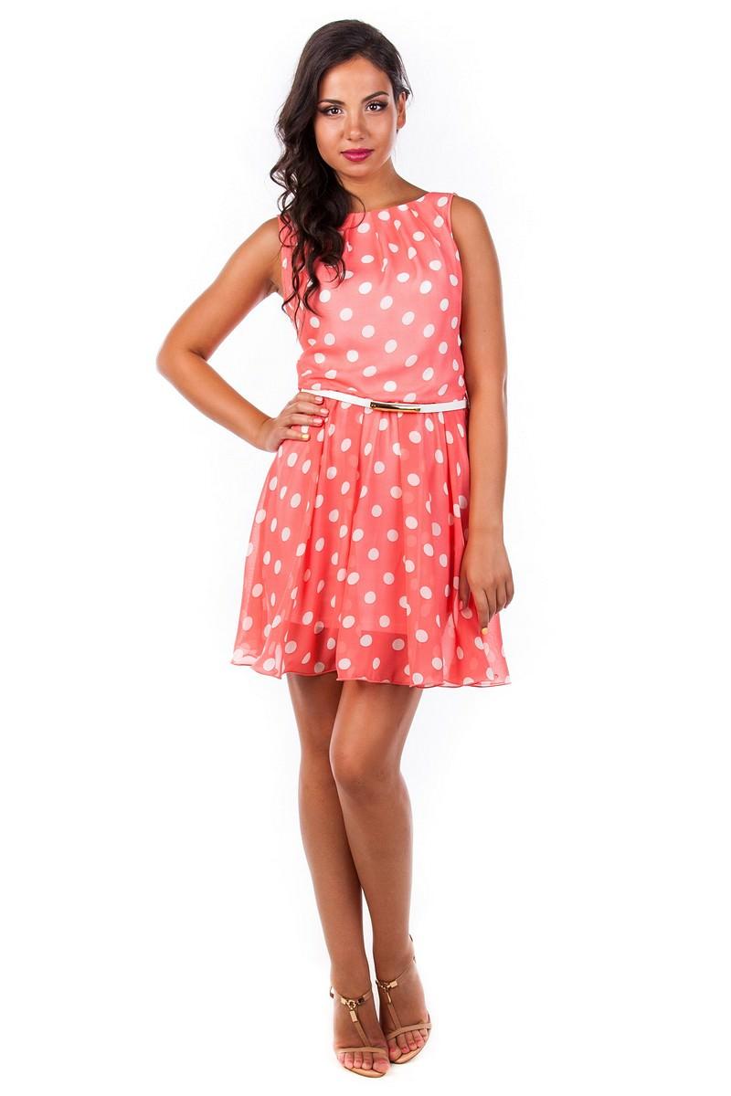 Женская одежда от производителя Modus Платья Вилена шифон принт