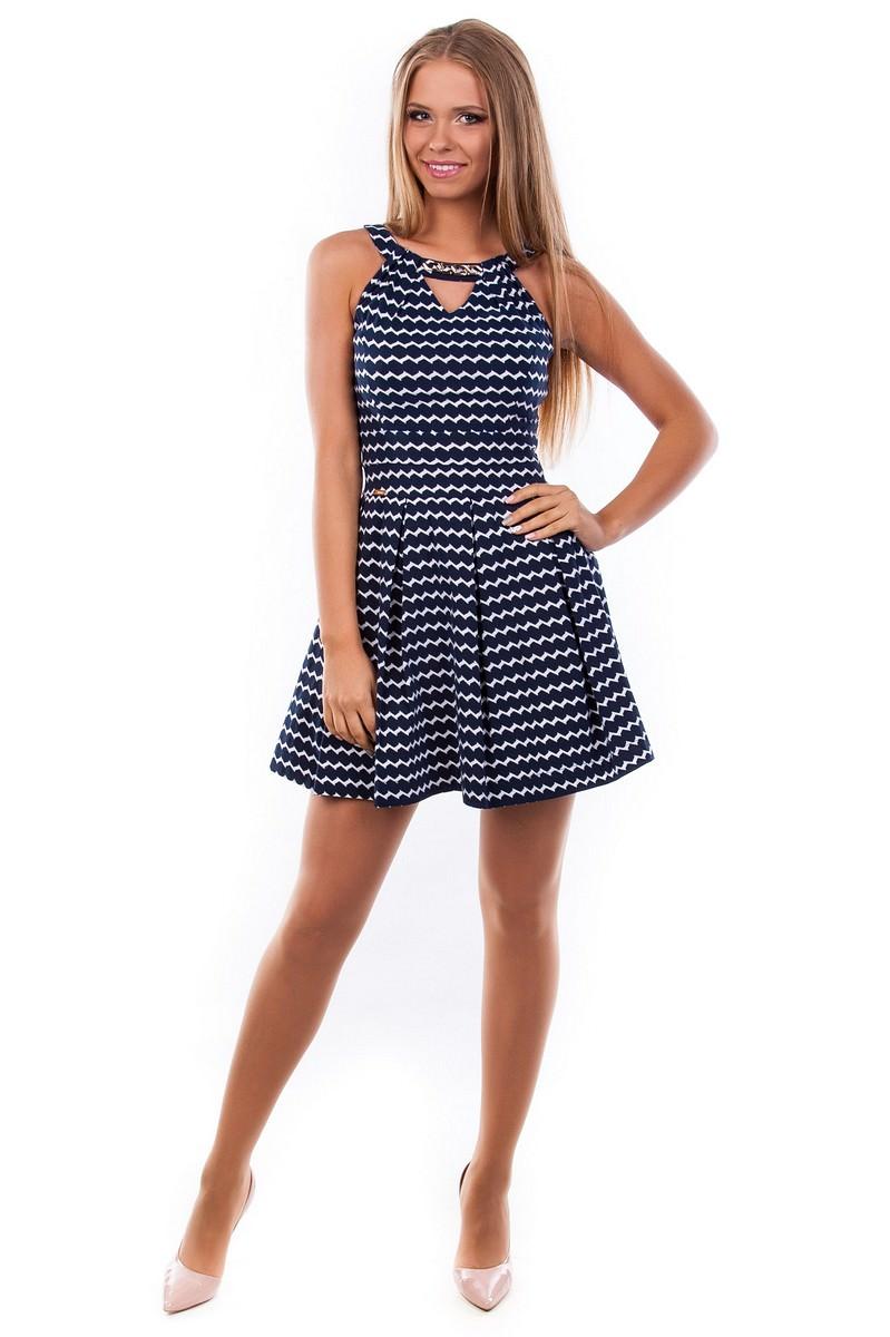 Женская одежда оптом от производителя Платье Джина