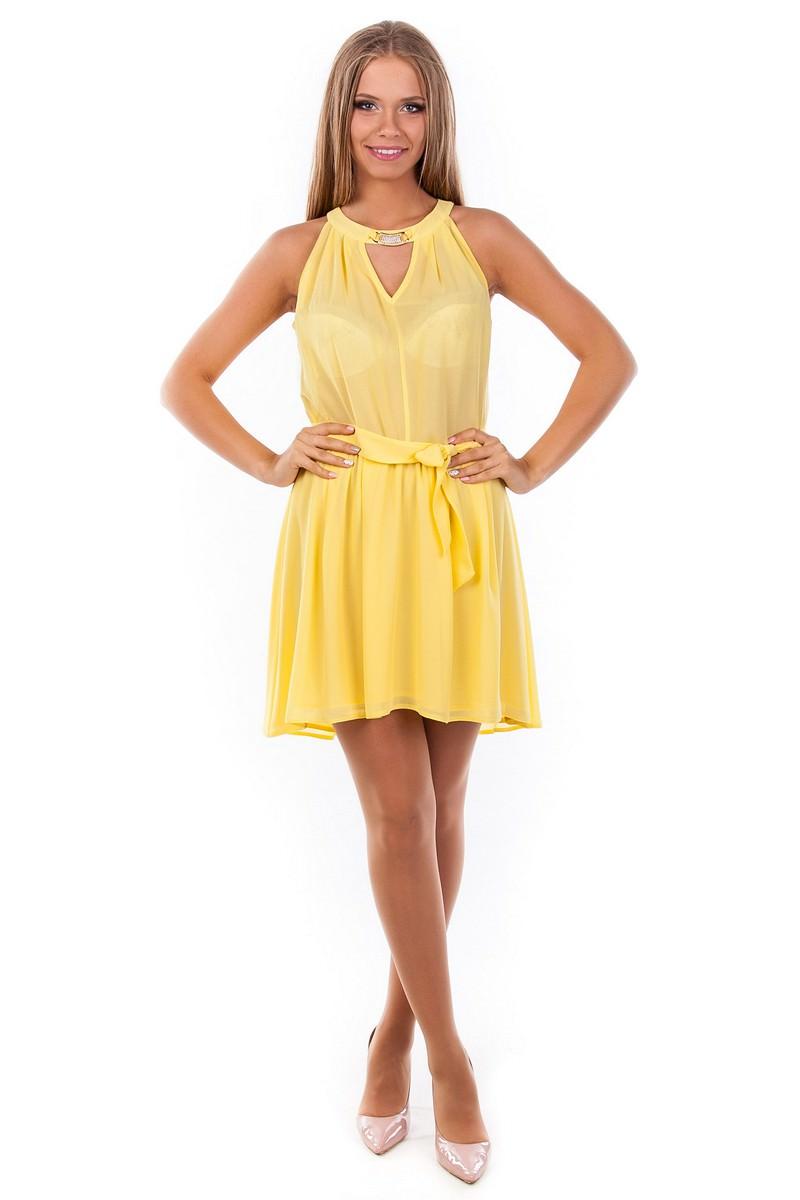 Женская одежда оптом от производителя Платье Камалия