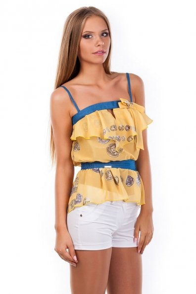 Блуза-топ «Мидина 2568»