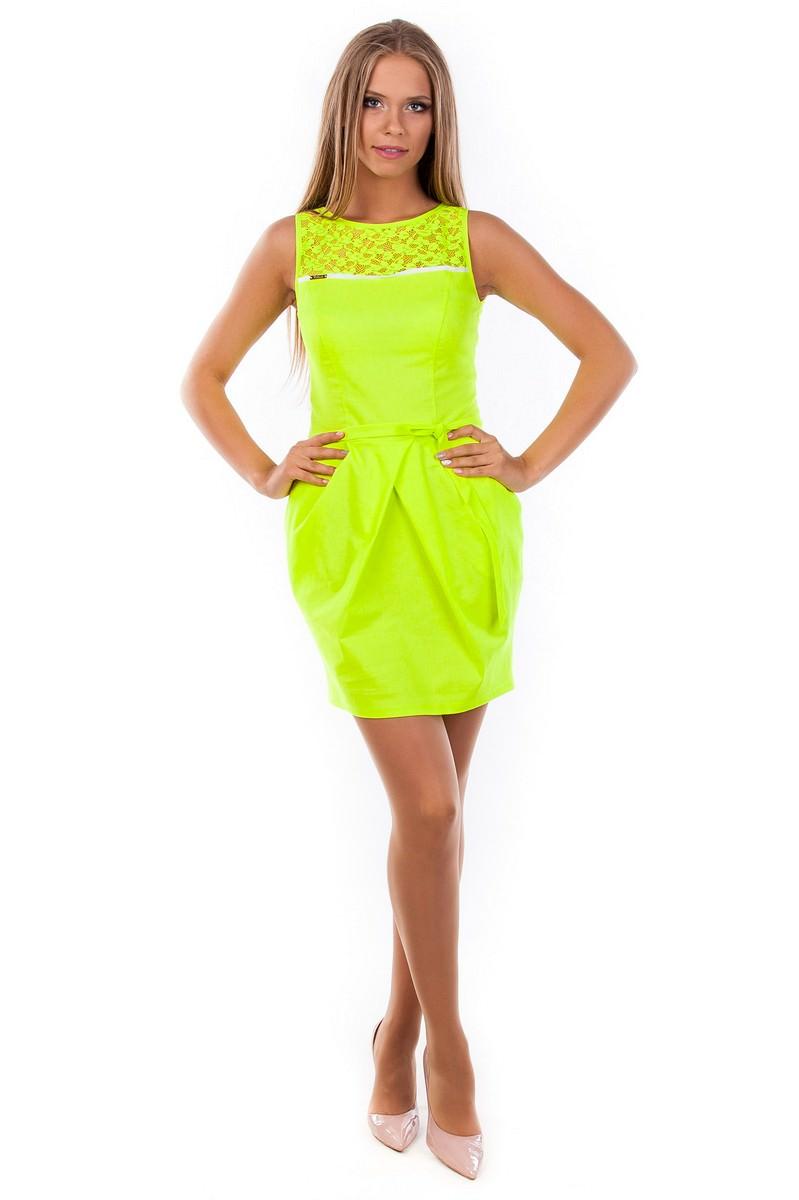 Платья трикотажные оптом от производителя Платье Пани бенгалин