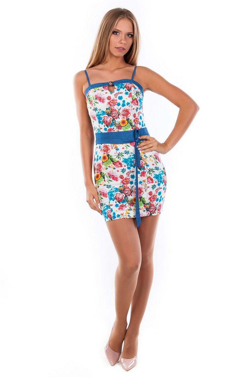Женская одежда оптом от производителя Платье Рима