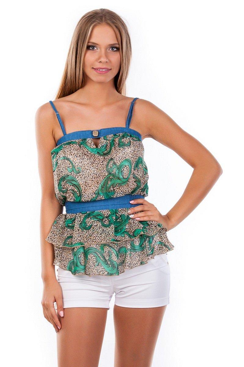 Блуза-топ «Сальма»