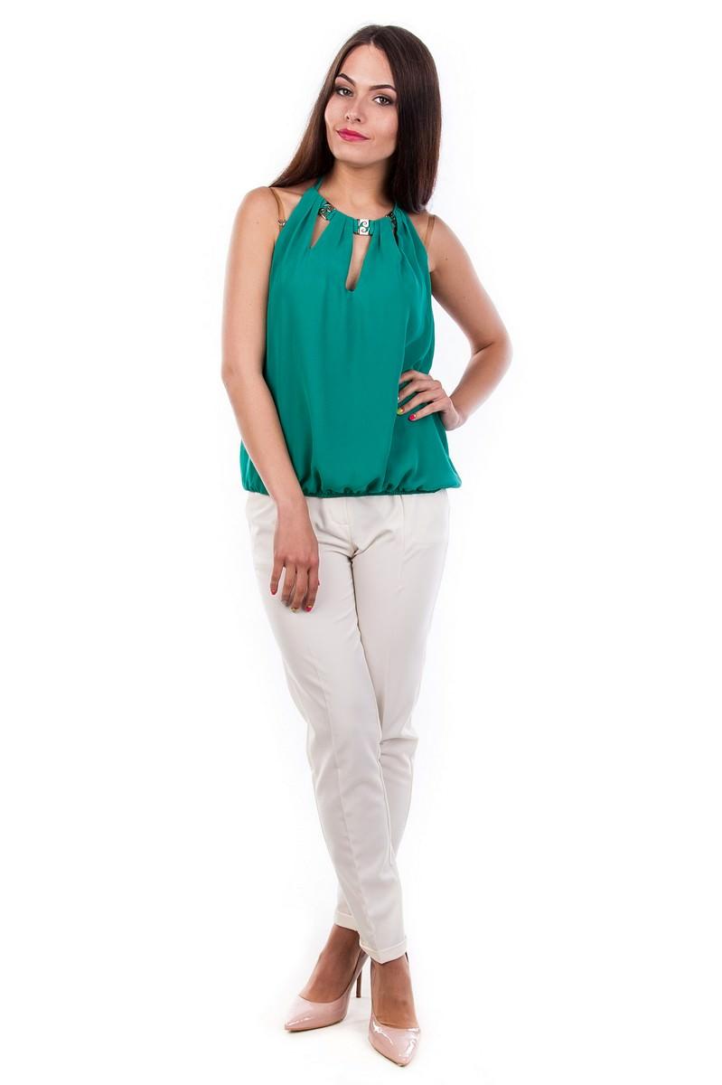 Школьные блузы оптом от производителя Блуза-топ Саммер