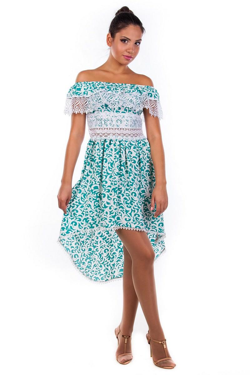 Купить платья оптом от производителя Платье Ювента
