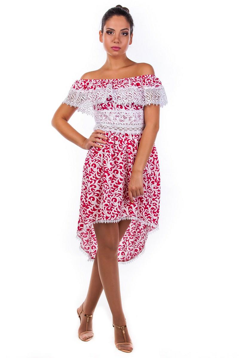 Оптовый интернет-магазин платьев Modus Платье Ювента
