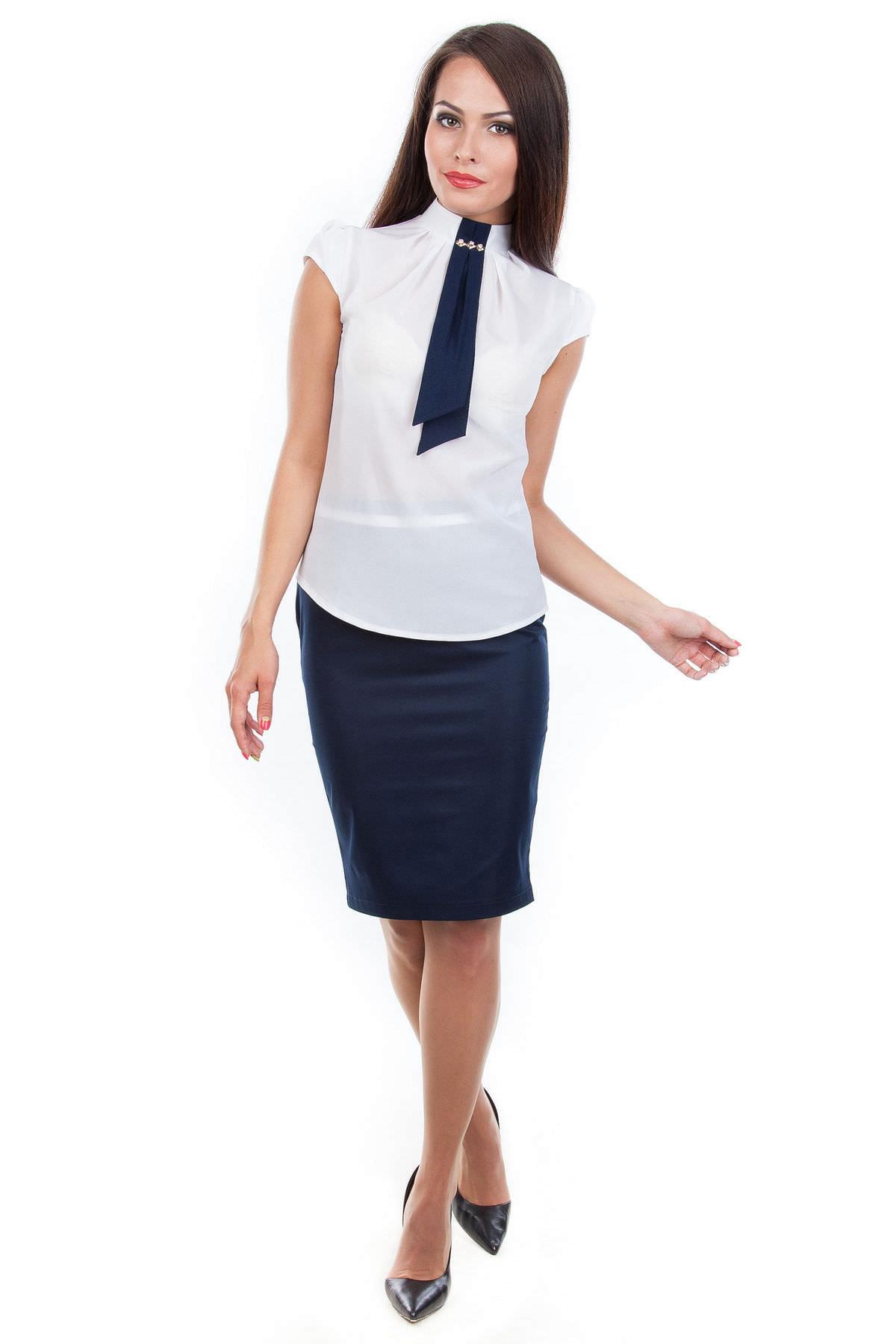 Блузки оптом от производителя Modus Блуза Грация