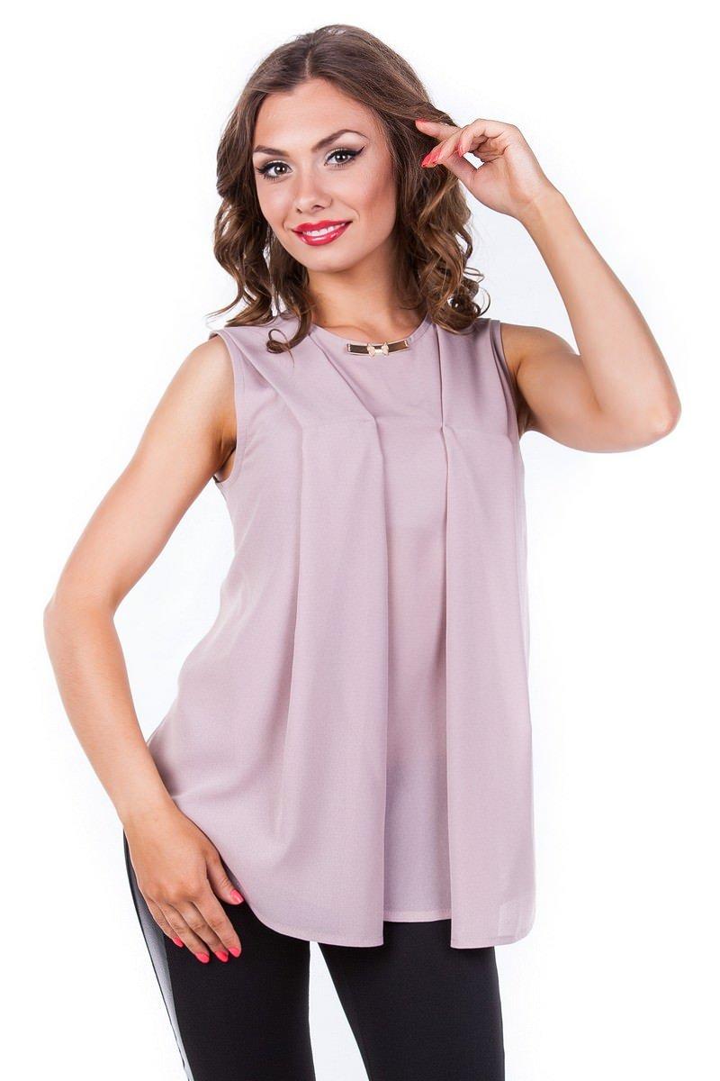 Женские блузки оптом от производителя Блуза Вита