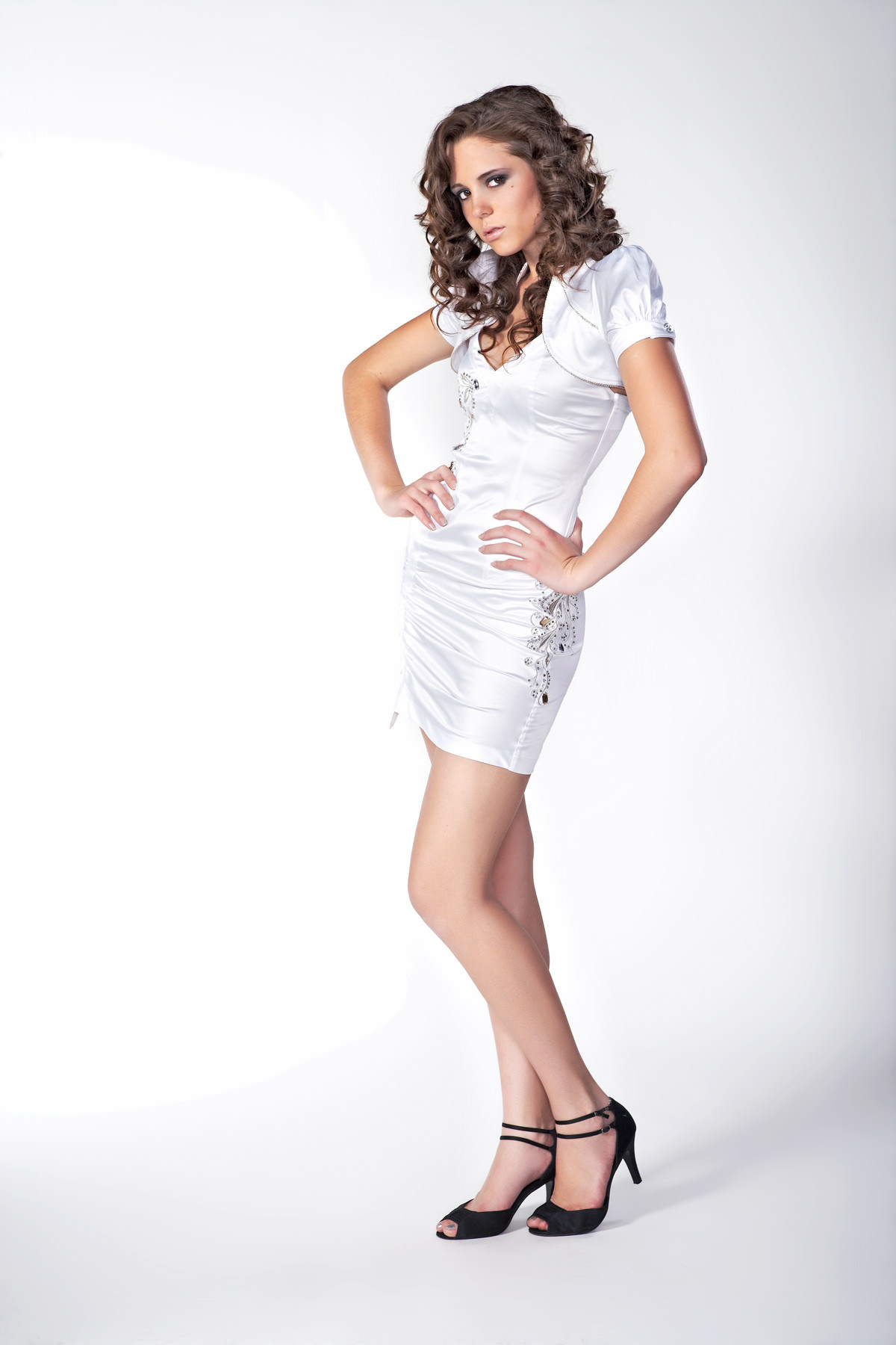 Платье «Бурлеск»