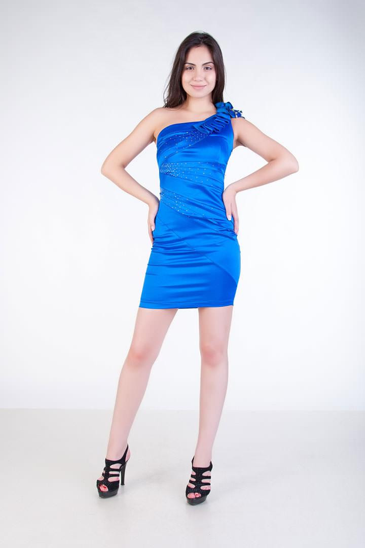 Оптовый интернет-магазин платьев Modus Платье Инга
