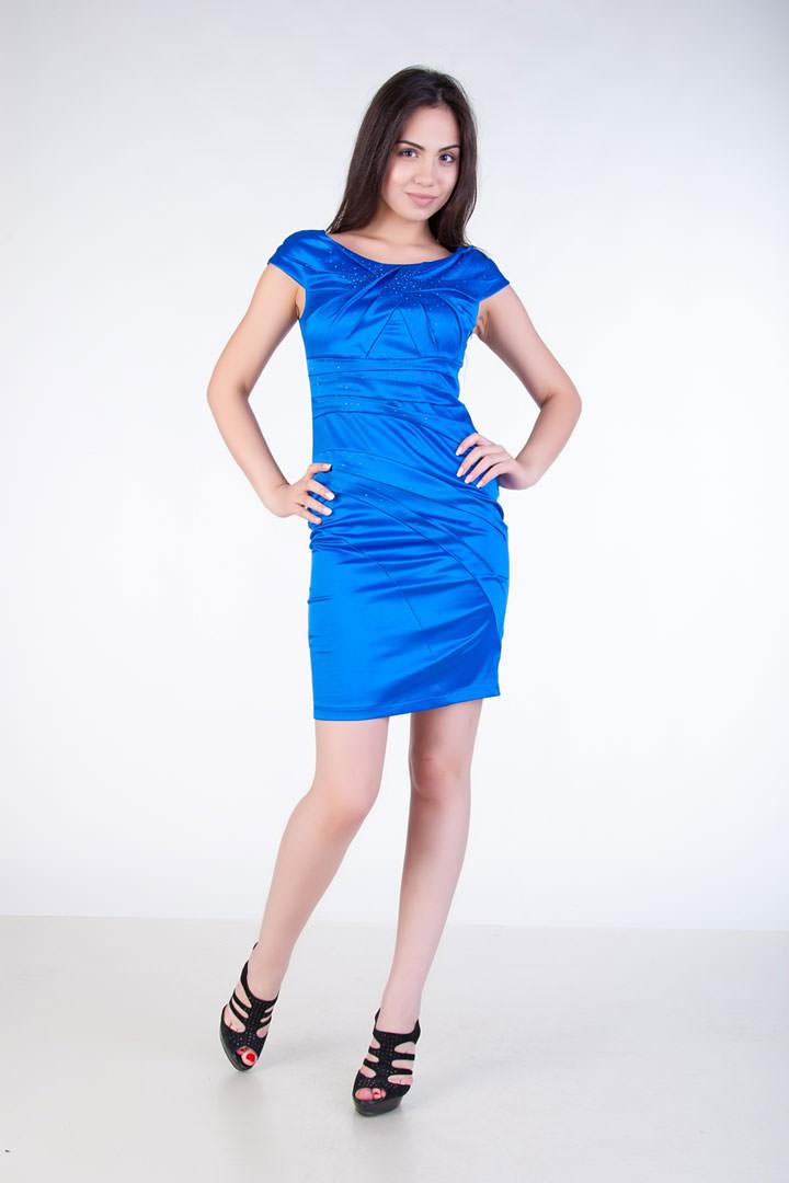 Оптовый интернет-магазин платьев Modus Платье Жаклин