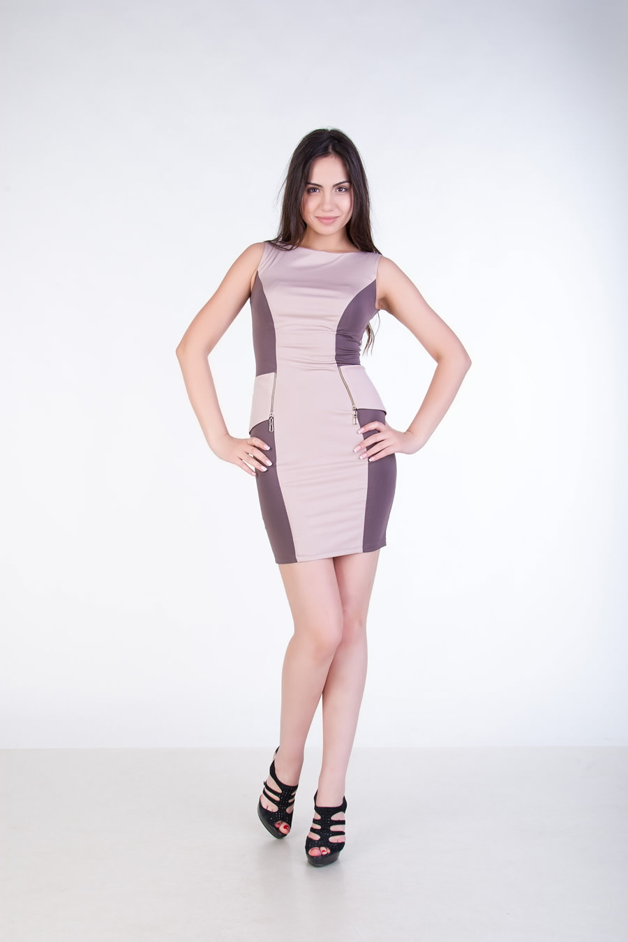 Оптовый интернет-магазин платьев Modus Платье Даяна