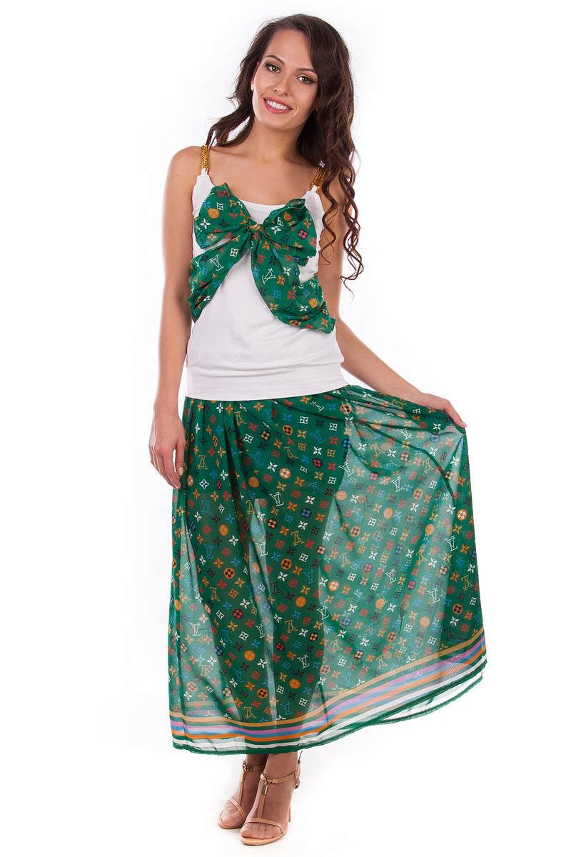 Костюмы женские зеленого цвета доставка