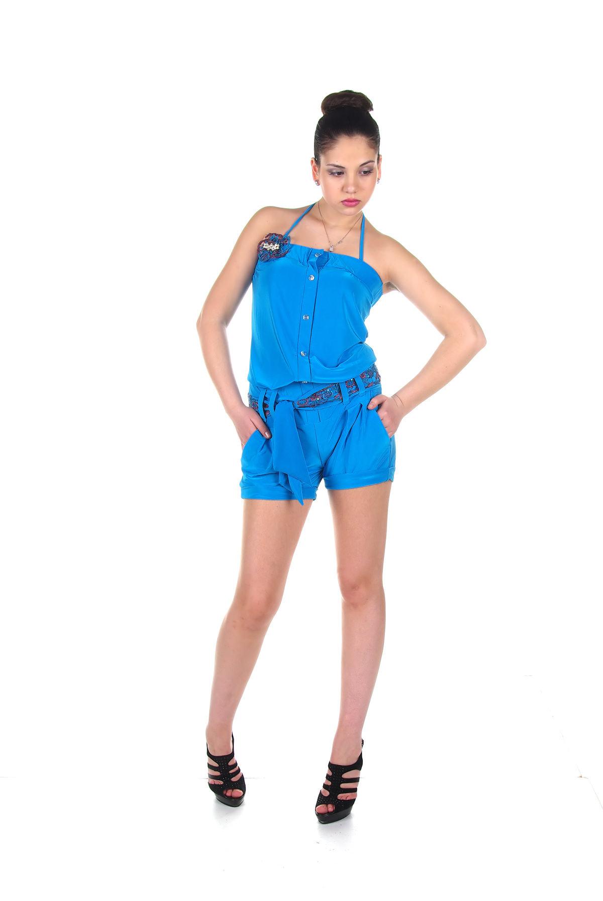 Женская одежда оптом от производителя Комбинезон Барон