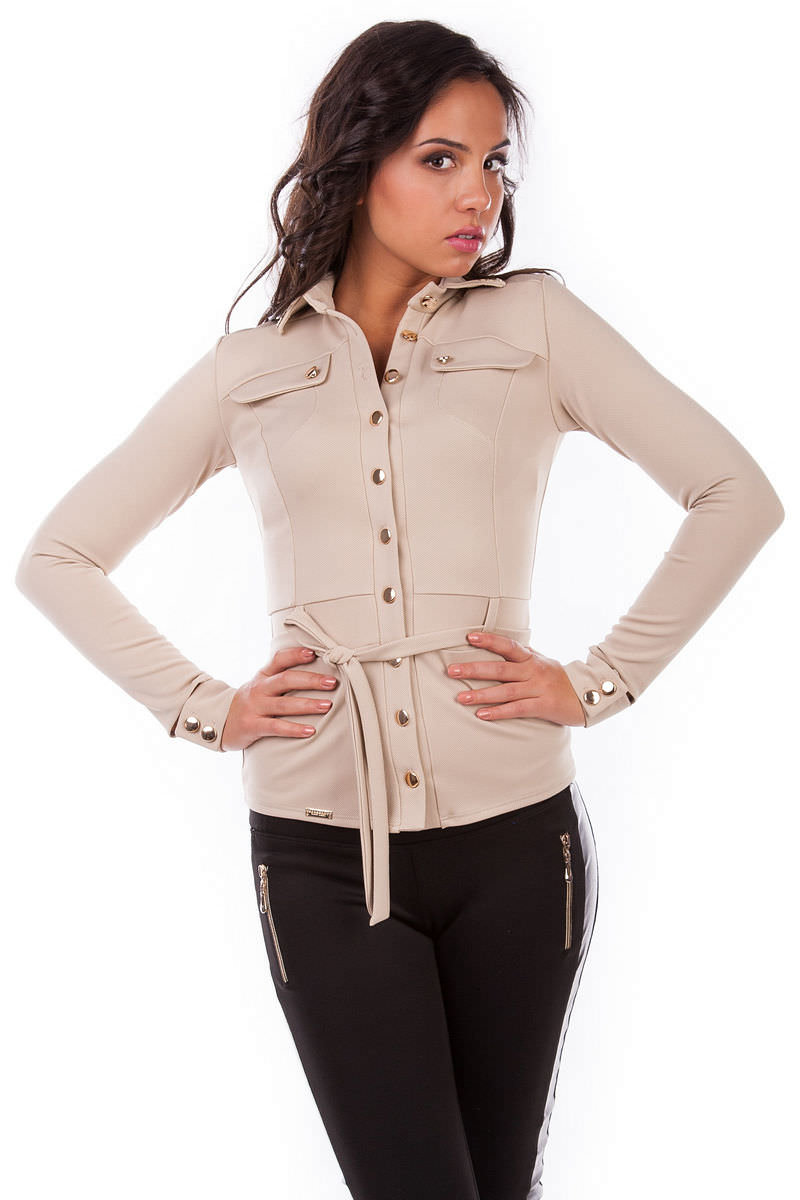 Женская одежда оптом от производителя Блуза Пэнни