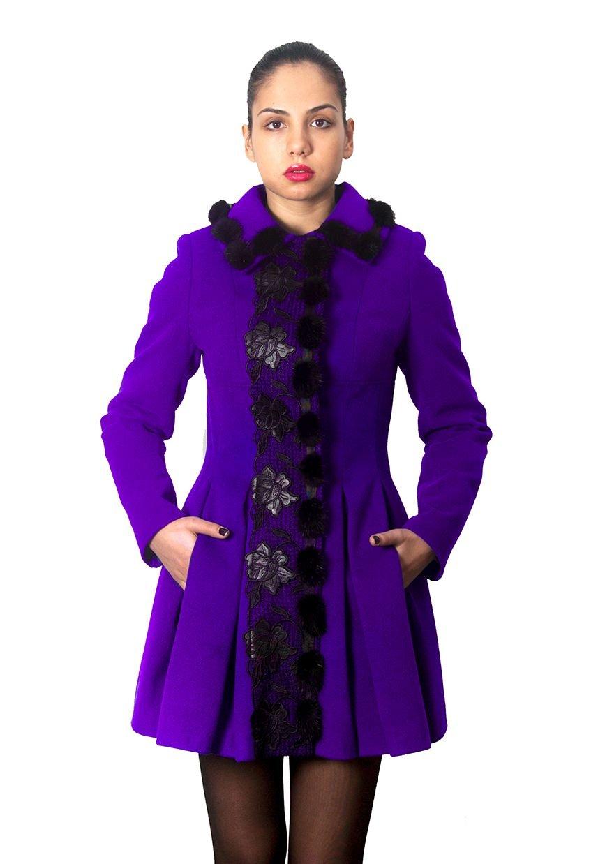 Женское пальто оптом от производителя Modus Пальто Нинель