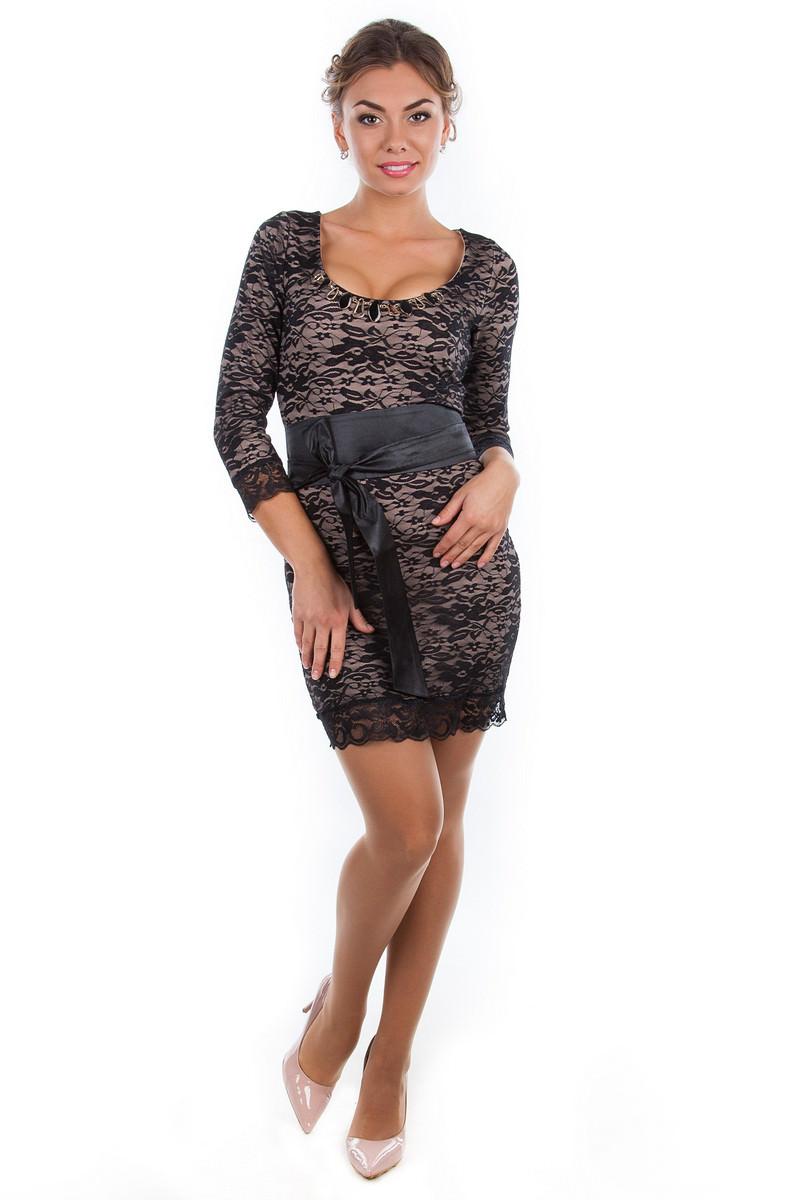 Оптом платье недорого от Modus Платье Ажур
