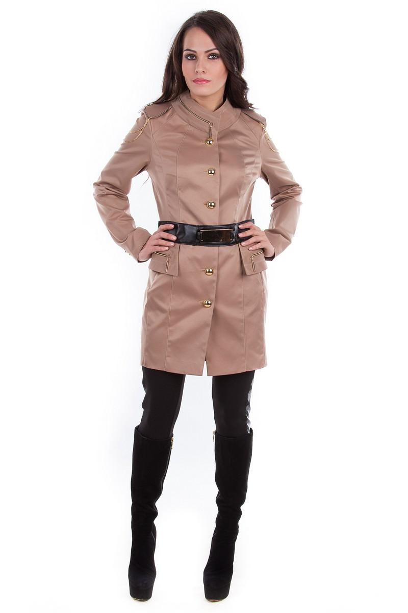 Купить оптом женские куртки от Modus Плащ Гремми
