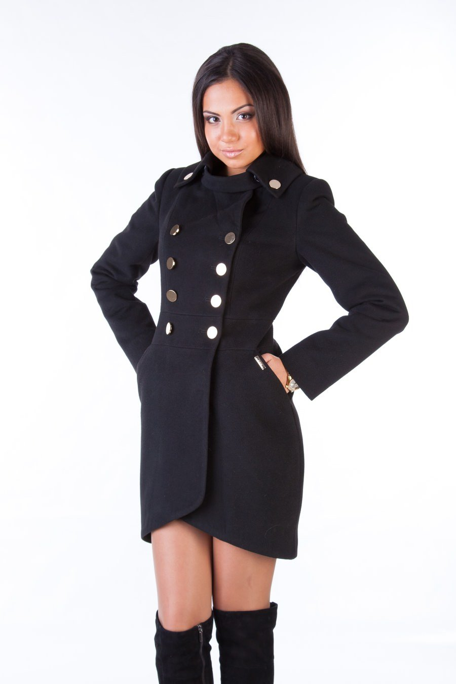 Коллекции одежды – Женская одежда пальто ce5e12d1927