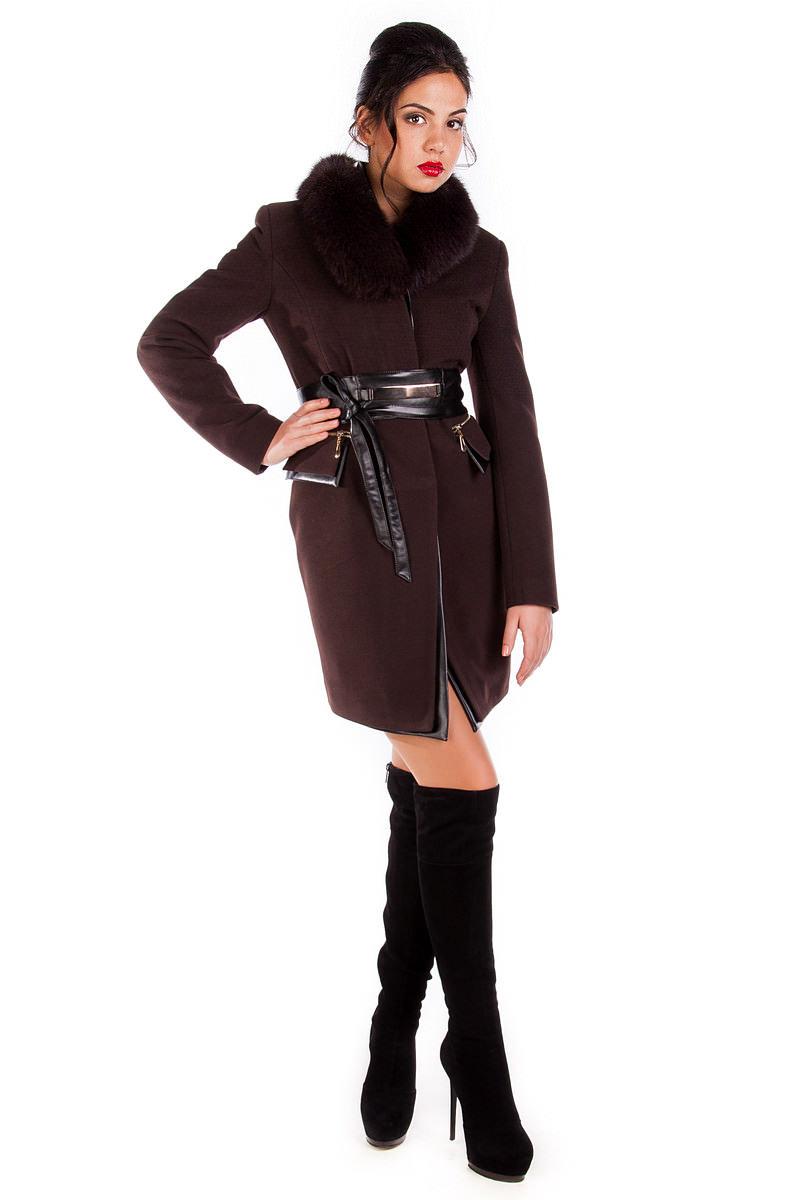 Модус женская одежда от производителя Пальто Аликанте зима