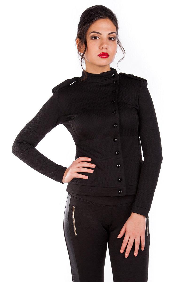 Женская одежда оптом Украина Modus Кофточка Дакота дайвинг тиснение